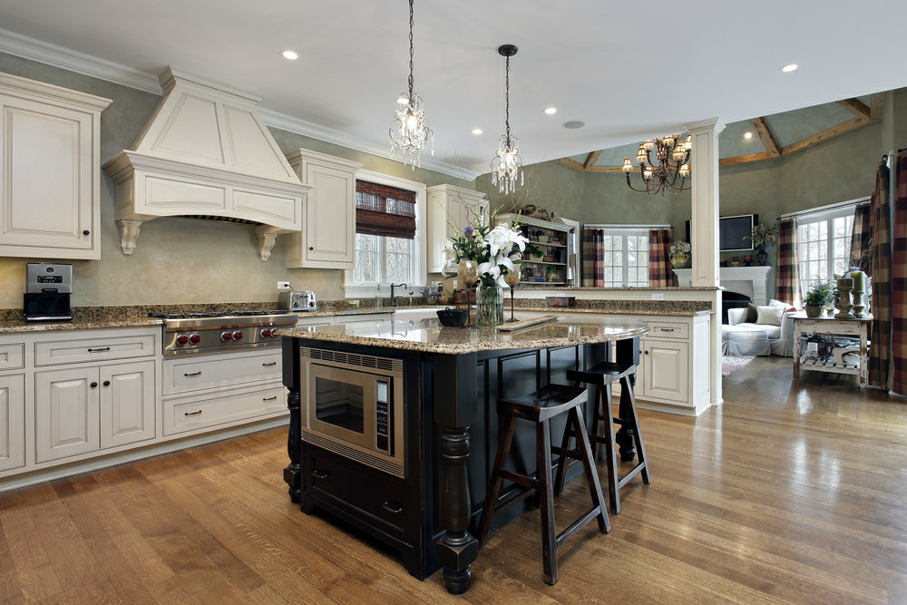 Gourmet Kitchen Remodel, Fair Oaks/ Sacramento | Elite Construction ...